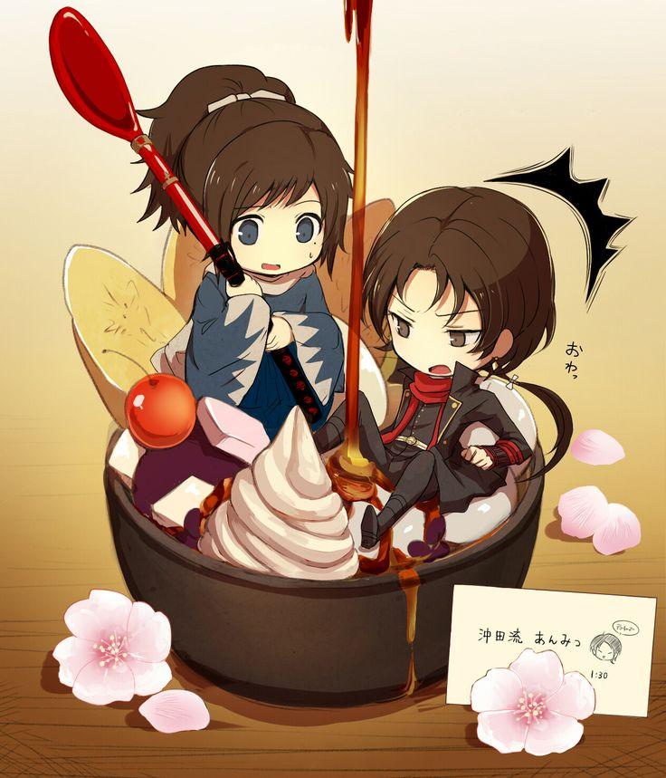 Yamato no kami yasusada kashuu kiyomitsu touken ranbu for Couchtisch 1 00 x 1 00