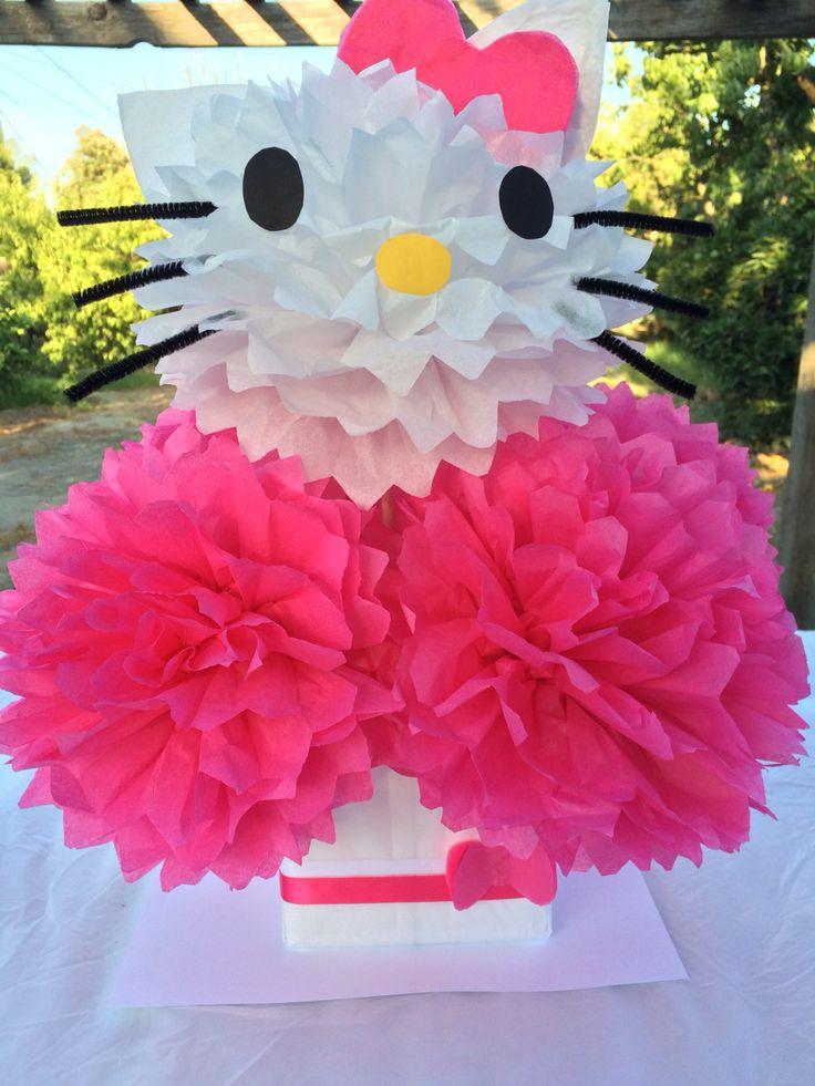 Hello Kitty Centerpieces                                                                                                                                                      More