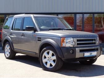 Land Rover DISCOVERY 3 2.7 TD V6 XS 5dr