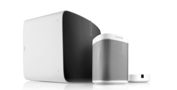 Sonos Play:1 speaker with Amazon Alexa leaks ahead of major event