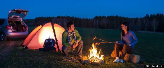 Camping Safety Tips - Visit WebtalkMedia.com for info on blogging! #campingsafety