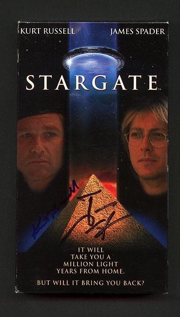 Stargate ( Kurt Russell, James Spader and Alexis Cruz )