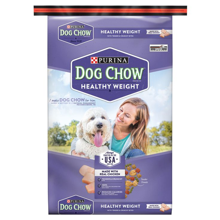 Purina Dog Chow Healthy Weight Dog Food - 16.5lbs