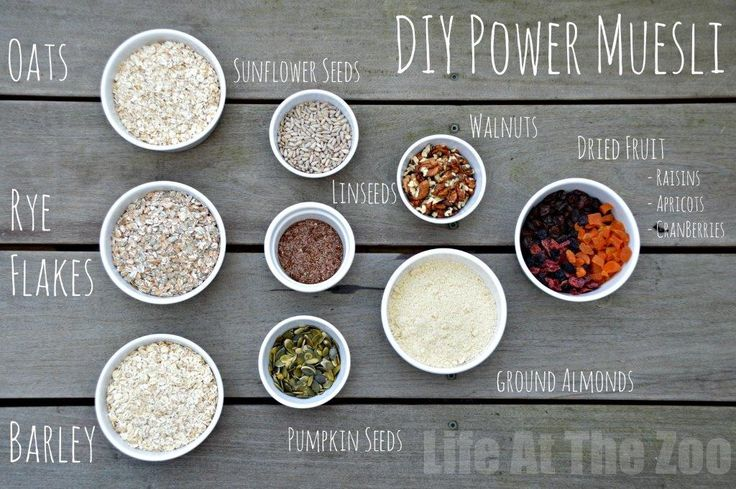 *DIY Muesli Recipe* Try this delicious, nutritious and healthy DIY Mueli recipe.