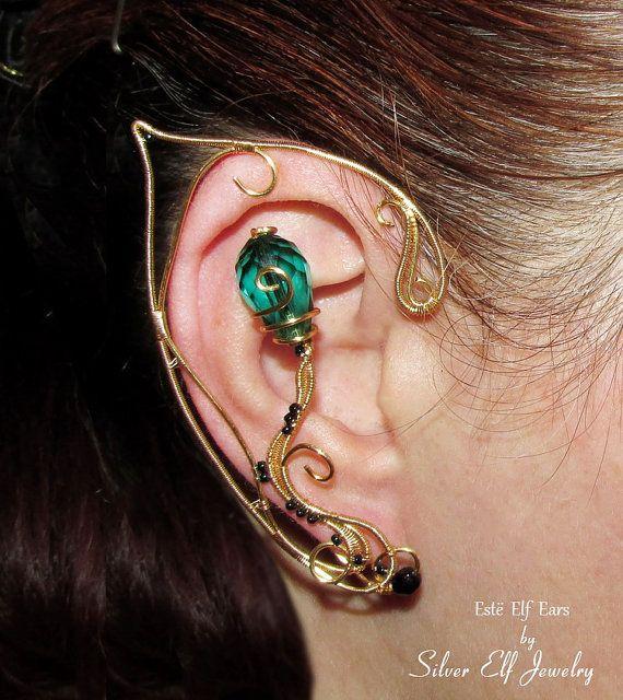 42 Best Ear Cuff Ear Wraps Ear Huggers Ear Vines
