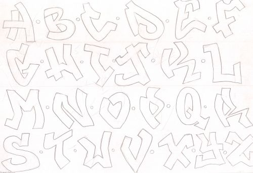 ... De Graffitis 3d Otros Tipo De Letras | Graffiti Graffiti