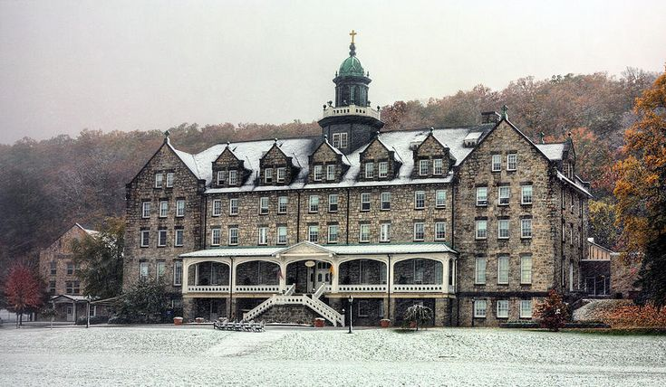 Mount St. Mary's University buildings architecture ...