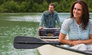 Groupon - Kayak, Canoe, or Paddle Board Rentals for One or Two from St. Joseph River Canoe & Kayak Livery (Up to 55% Off) in St. Joseph. Groupon deal price: $20