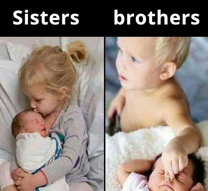 Sis & bro
