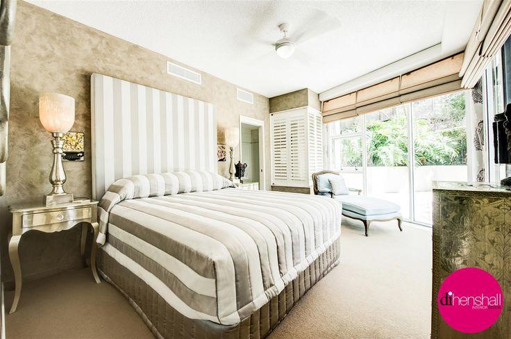 Bedroom: Designed by Di Henshall Interior Design