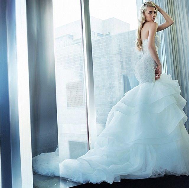 192 best Wedding Dresses images on Pinterest   Wedding frocks, Short ...