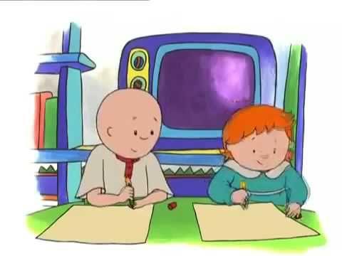 Caillou Feliz Cumpleaños DVD 15  Dibujos Infantiles