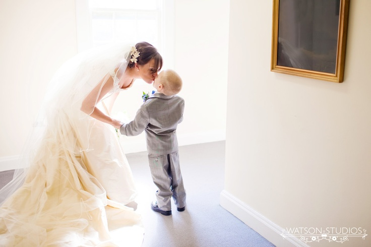 Mikey and I: Wedding Inspiration, Photo Ideas, Rings Bearer, Bride Photo, Bride Pictures, Wedding Photo, Bearer Kiss, Wedding Pins, Adorable Rings