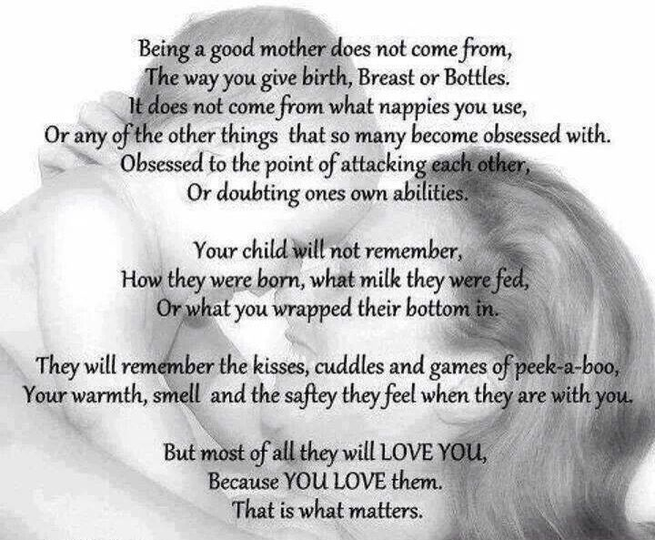 Being A Mother Quotes. QuotesGram