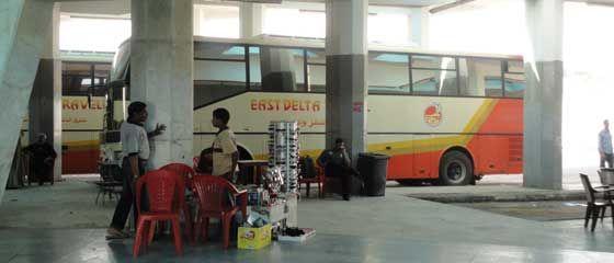 Bussar och busstider från Hurghada | LundinOrient´s Egypten  Läs mer: http://lundinorient.se/?page_id=11416