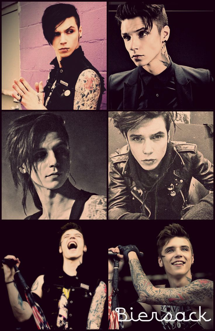 76 Best Bvb Images On Pinterest Andy Black Black Veil Brides Andy