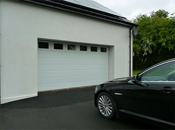 ThermAdor Residential insulated sectional garage doors are manufactured using Kingspan door panel and Kingspan components. & 14 best Kingspan Insulated Sectional Garage Door Range images on ... pezcame.com