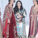 Sara Rohale Asghar Bridal Wear Collection At Pakistan Fashion Week London 2013