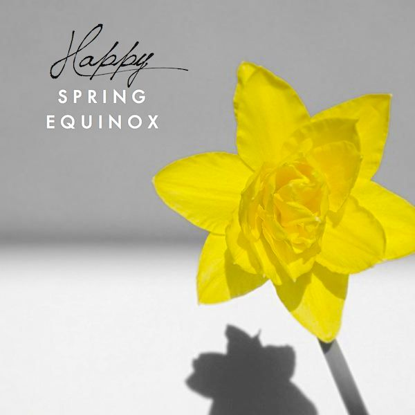 happy equinox // first spring day