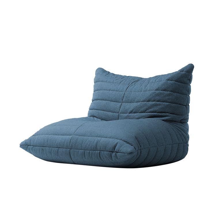 Poseidon Sitzsack blau -  - A050131.002