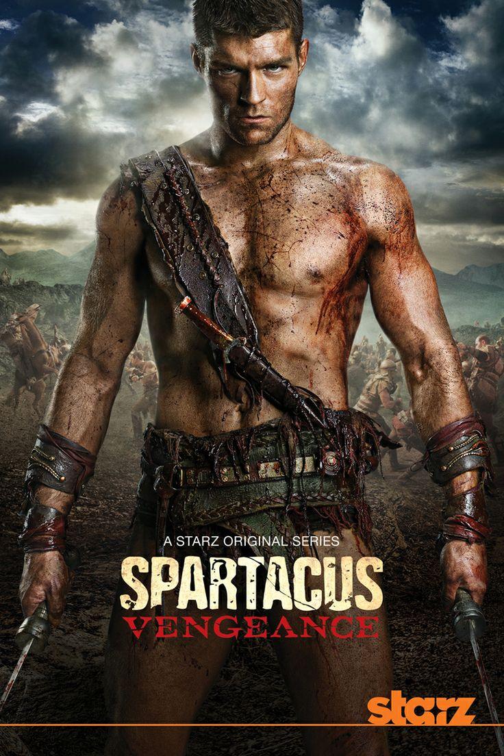 Spartacus: Vengeance – Sweat, Sex and Swords (Saison 2)
