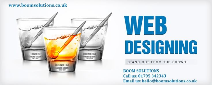 Boom Solutions offer web design, development, app development, SEO, Google Adwords, Social Media Management, banner advertising services and local online marketing Kent. Call us 01795 342343.