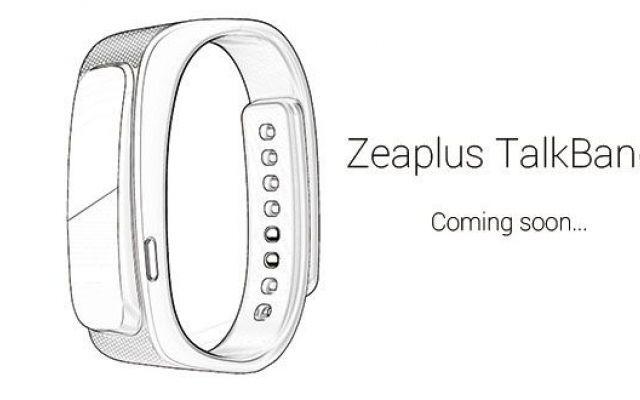 Zeaplus lavora ad un nuovo smartband con display OLED Zeaplus sta lavorando ad un nuovo smartband chiamato Zeaplus TalkBand che, dando un'occhiata alla foto, è ispirato al TalkBand di Huawei. Il nuovo dispositivo indossabile dell'azienda arriverà con un #zeaplus #smartband