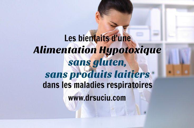 Photo drsuciu Les bienfaits d'une alimentation hypotoxique dans les maladies respiratoires