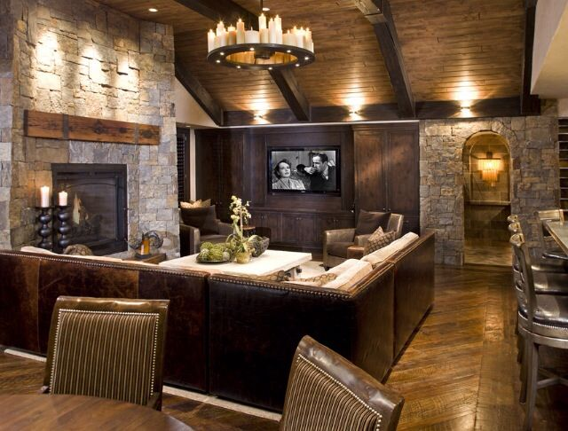 144 best basements images on pinterest