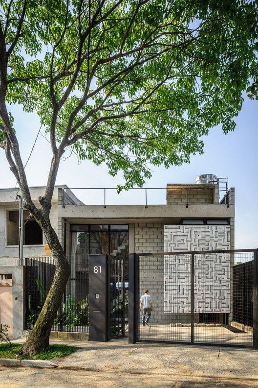 Casa Maracanã / Terra e Tuma Arquitetos Associados | ArchDaily México