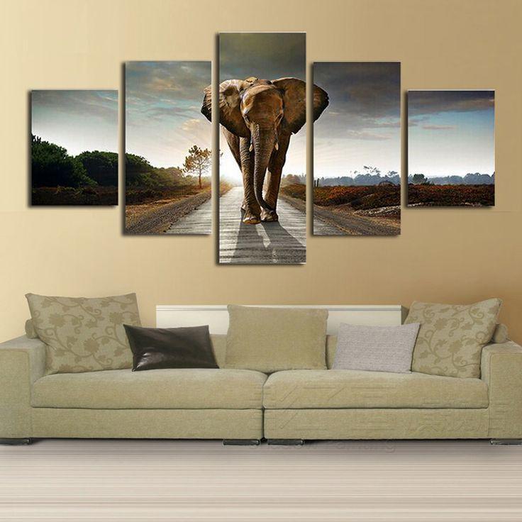 Best 20 peinture murale pas cher ideas on pinterest for Decoration murale elephant
