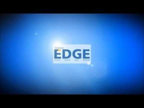 Training EDGE Intro Video