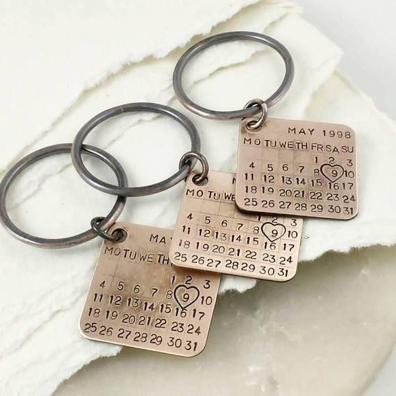 8th Year Wedding Anniversary Gift Ideas: Bronze Wedding Anniversary, Bronze, Bronze Gift For Him