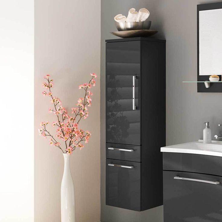 Die besten 25+ Badezimmer unterschrank hängend Ideen auf Pinterest - badezimmer hochschrank 60 cm breit