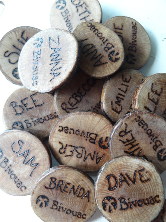 32 best name badge images on pinterest name badges name tags wooden personalized name badge rustic eco nature by themagicmagpie 1250 solutioingenieria Image collections