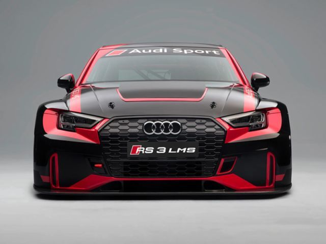 Widebody Dodge Challenger ACR Spotted and Audi Unveils the RS3 LMS: The Evening Rush
