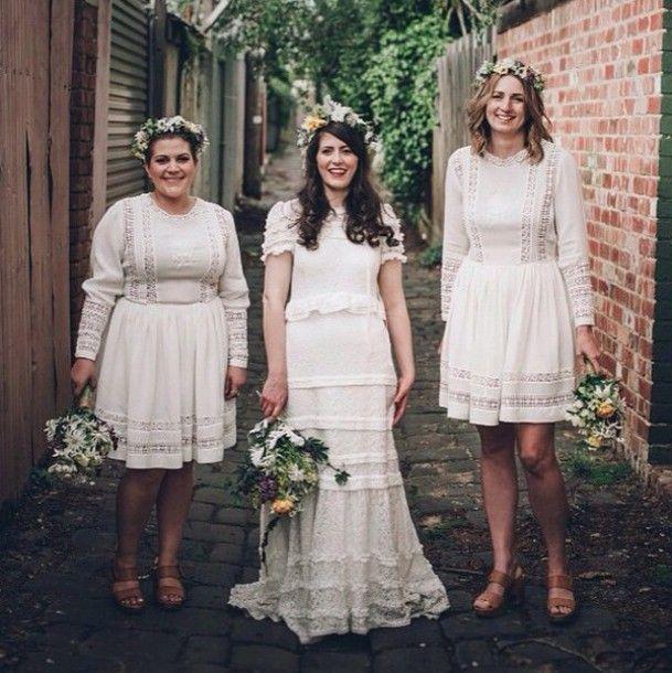 bohemian bridesmaid dresses google sok weisse