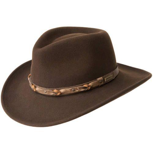 Murdoch's – Bailey Hats - Palisade Wool Western Hat