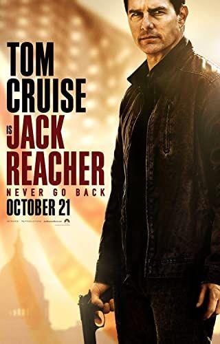 Jack Reacher: Never Go Back (2016) in 2020