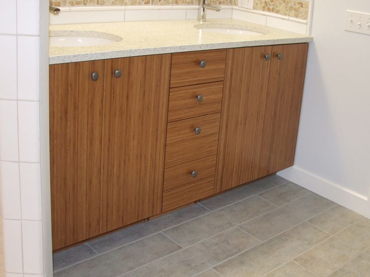 17 Best Images About Cabinets Bamboo Bathroom Vanities