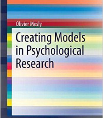 Creating Models In Psychological Research PDF