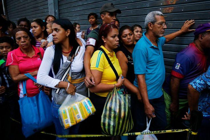 A medida que cae el precio del petróleo, devastando la economía venezolana, el líder del país se vuelve más errático y déspota.