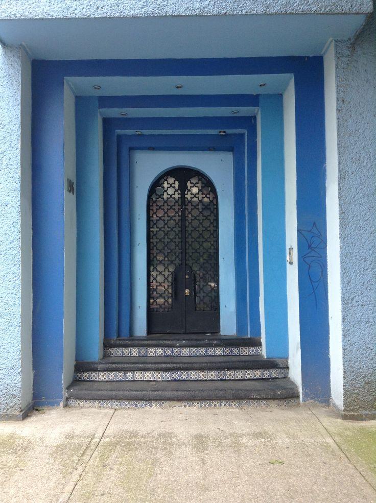 Puerta #196 Col. Roma Sur