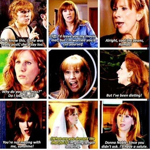 Donna Noble appreciation post ♡ (Lara) #doctorwho #catherinetate #donnanoble