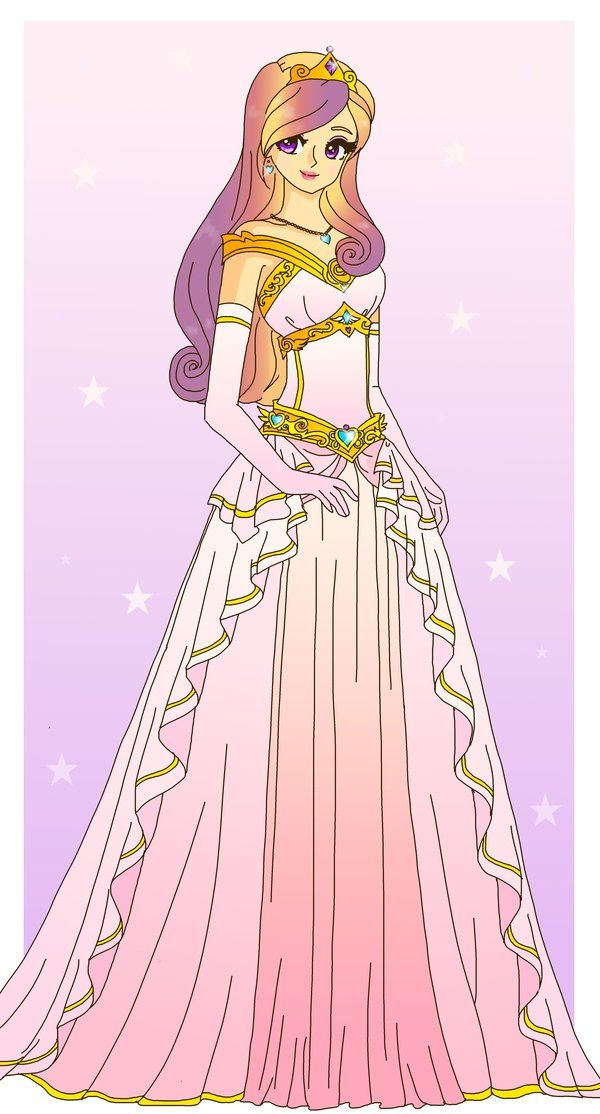 39 Best Images About Princess Cadence On Pinterest