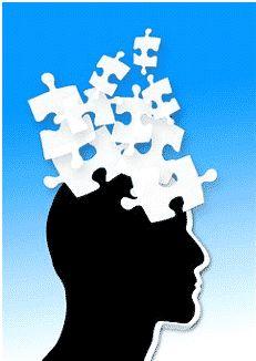 Puzzle regen das Gehirn an! Man sollte nicht erst bei Anzeichen von Demenz damit beginnen. Doch leben mit Demenz wird mit Denkspielen ein wenig erträglicher.