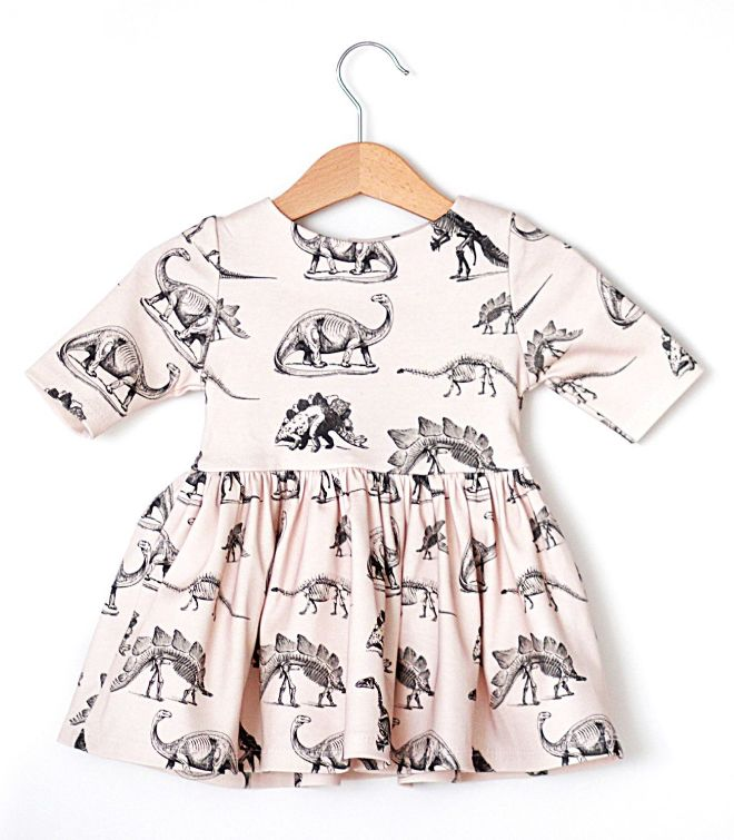Dinosaur baby dress - does it come in my size?!