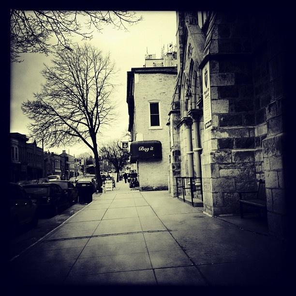 Quebec Street  Guelph, Ontario