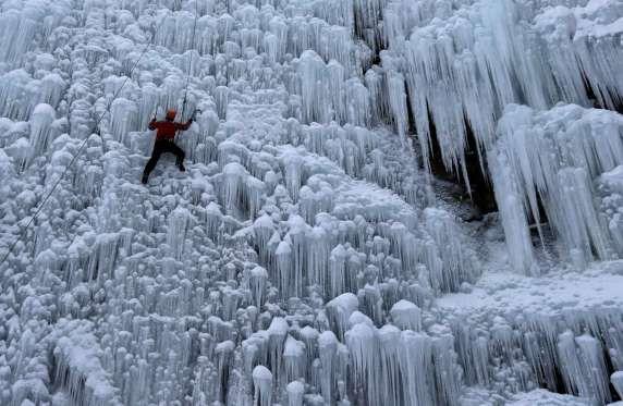 Liberec, Czech Republic - David W Cern/Reuters