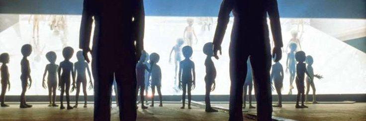 """#Sciences """"Rencontres du troisième type"""" 1977 de Steven Spielberg avec R.Dreyfuss, François Truffaut sur @ARTEfr"""